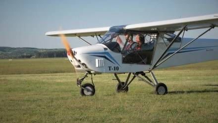 flight-in-an-ultralight-aircraft-kharkov