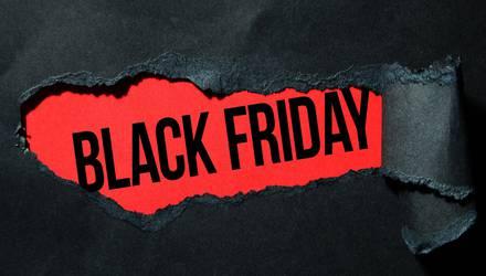 Почему выгодно покупать в Черную пятницу