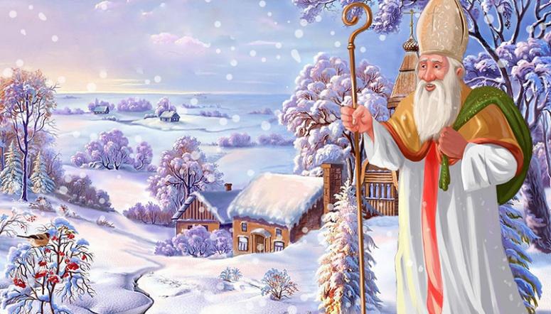 Что подарить ребёнку на День Святого Николая?